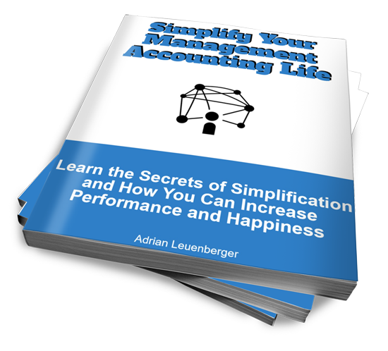 Cover of e-book Simplify Your Management Accounting Life